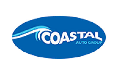 Coastal Auto Group Logo - Sculpture on Clyde Major Partner