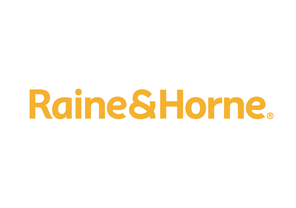 Raine & Horne Logo - Sculpture on Clyde Sponsor
