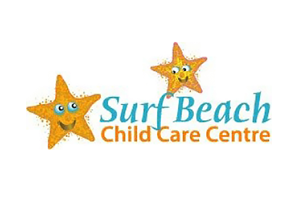 Surf Beach Child Care Centre Logo - Sculpture on Clyde Sponsor