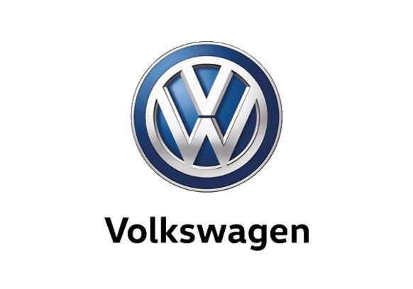 Volkswagen Logo - Sculpture on Clyde Sponsor