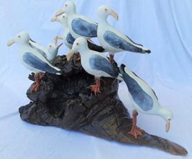 Lex Sorrentino - Seagulls