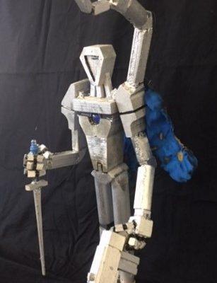 Robot - Baily McDermott Yr 11 St Peters