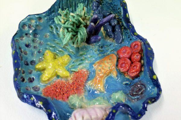 Rockpool ceramics - Kehlei Cowan Yr 8 CC