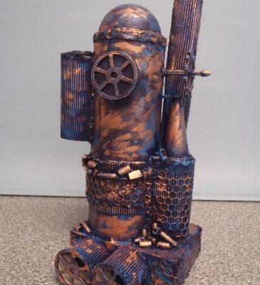 Steam Machine - Patrick Shae Yr 9 St Peters